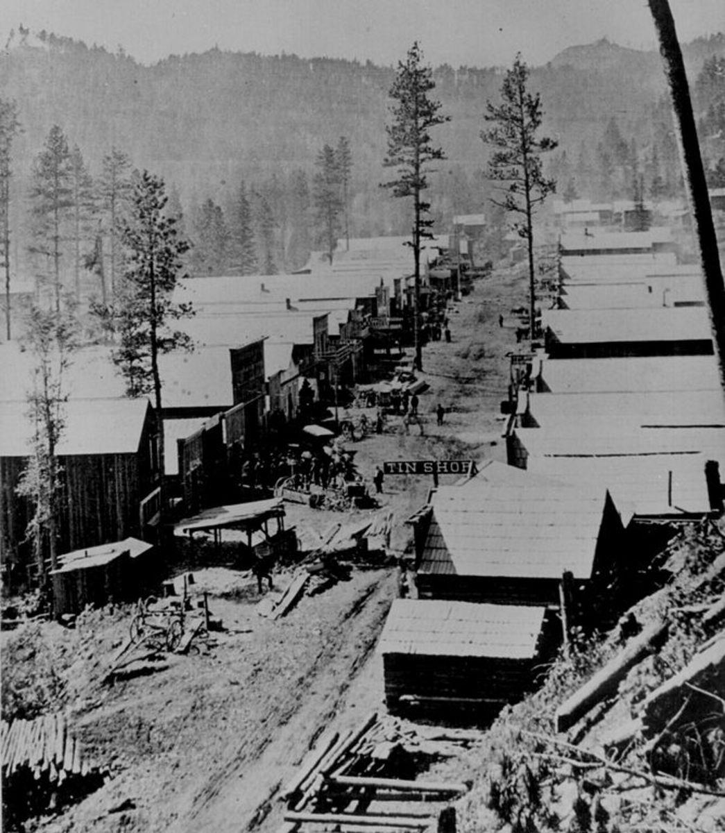 Deadwood, South Dakota: Truth and Legend