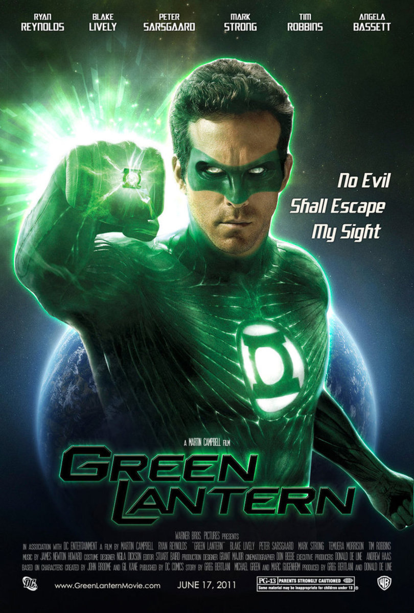 Should I Watch..? 'Green Lantern'
