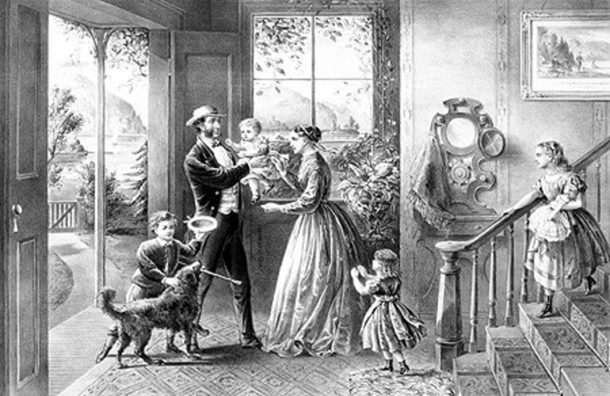 Gender and Class in Victorian Britain