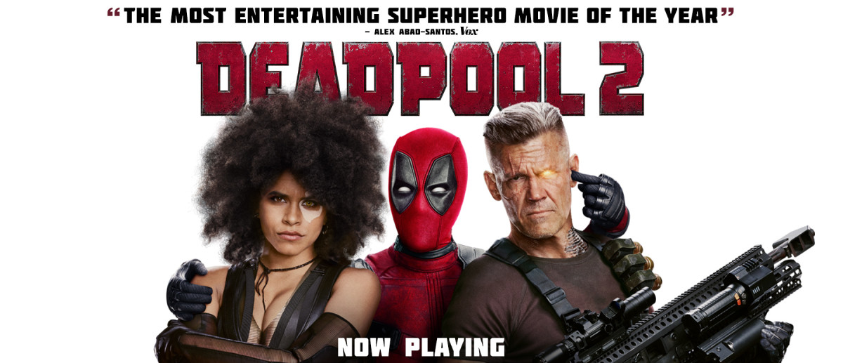 'Deadpool 2' Review: Improved Action and Dated Meta Jokes