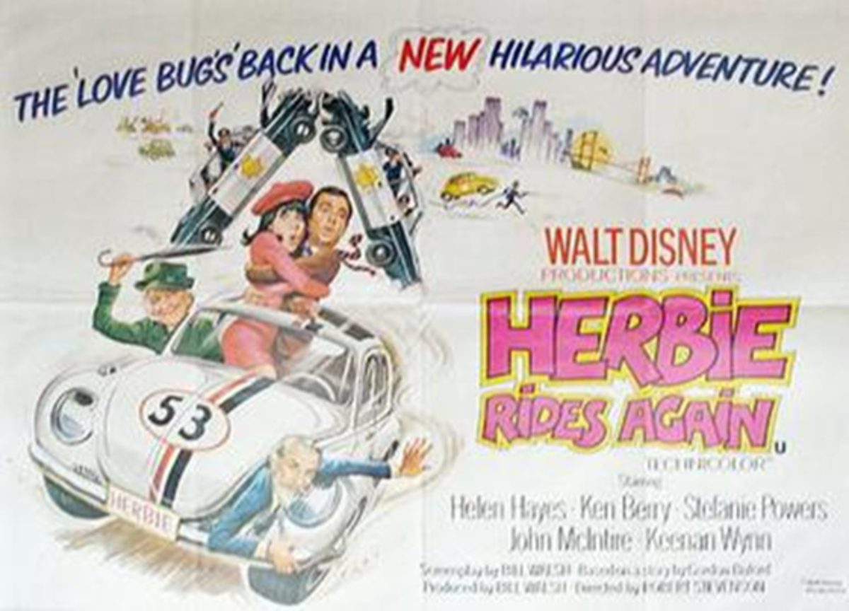 Should I Watch..? Herbie Rides Again