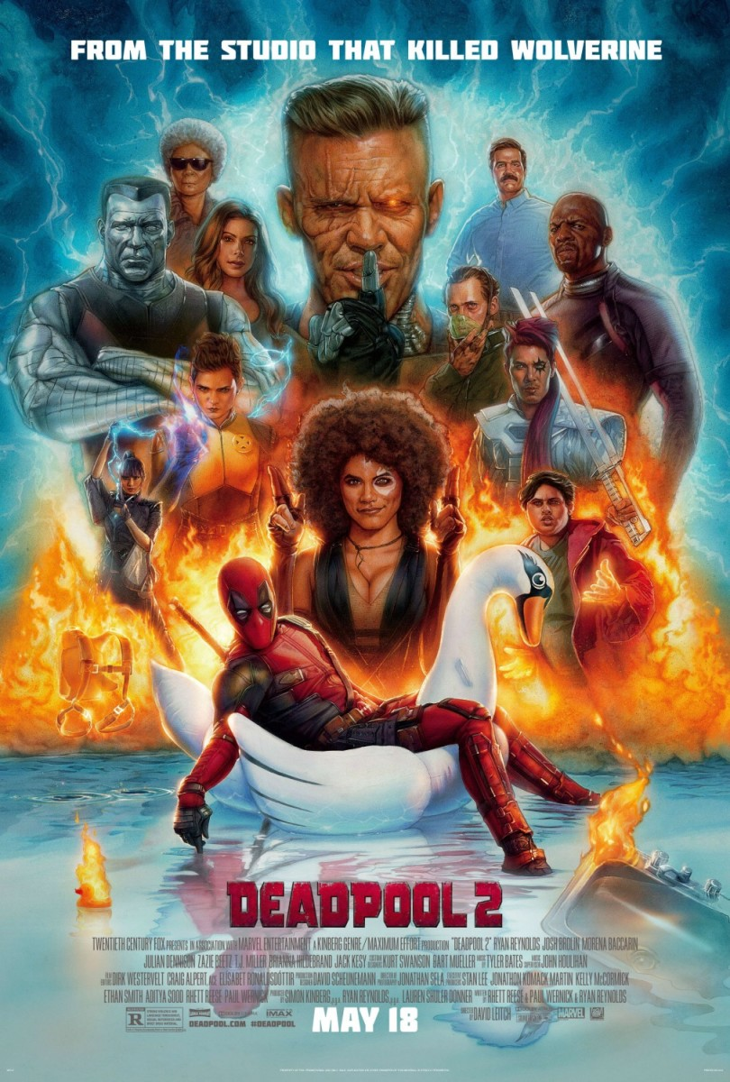 "Movie Review: ""Deadpool 2"""