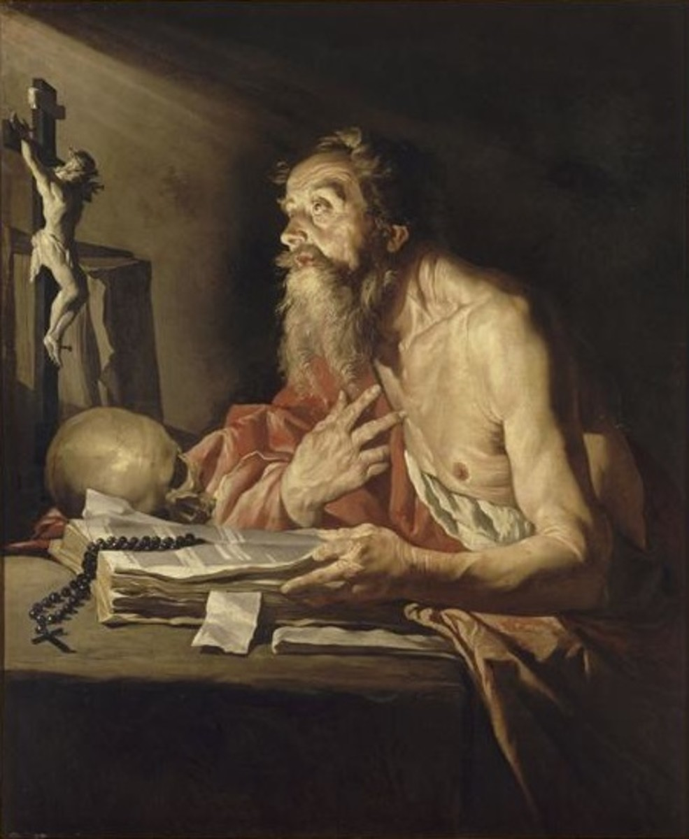 Jerome and the Bishop of Rome: Did Jerome Affirm the Authority of the Pope?