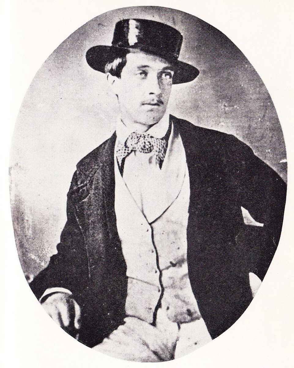 Roger Tichborne.