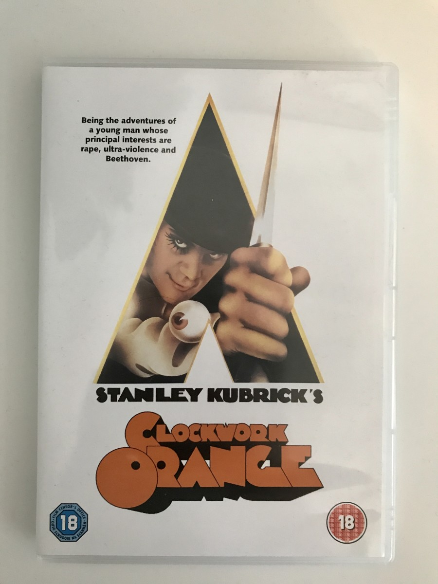 The Controversial Subject of A Clockwork Orange