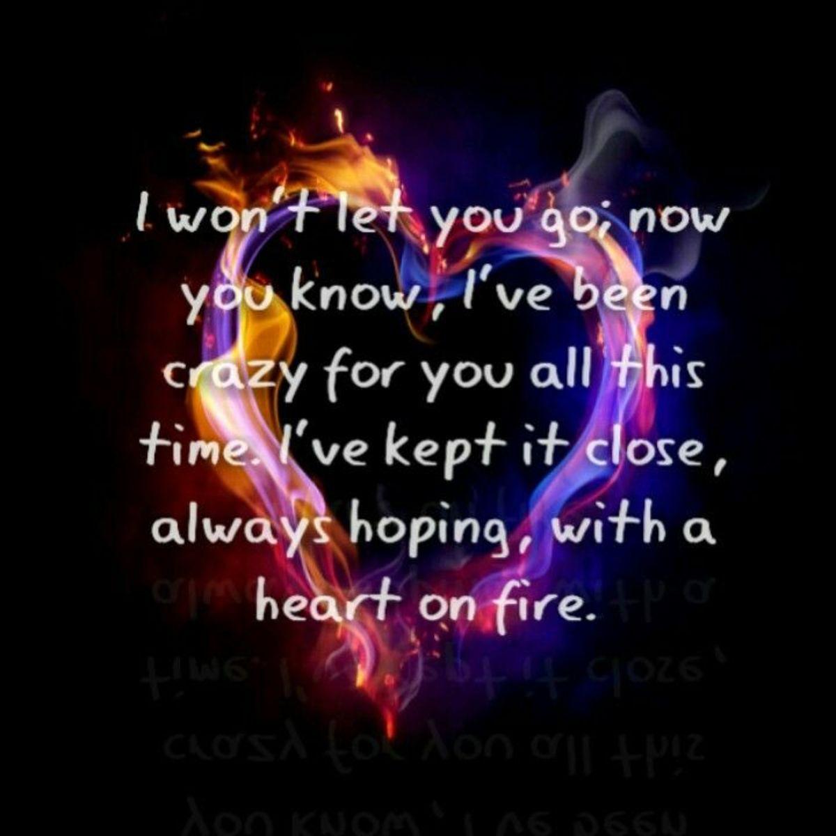 My Heart is on Fire by Manatita