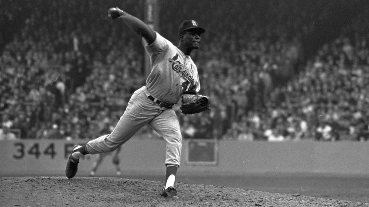 Bob Gibson had one of the greatest seasons in history in 1968.