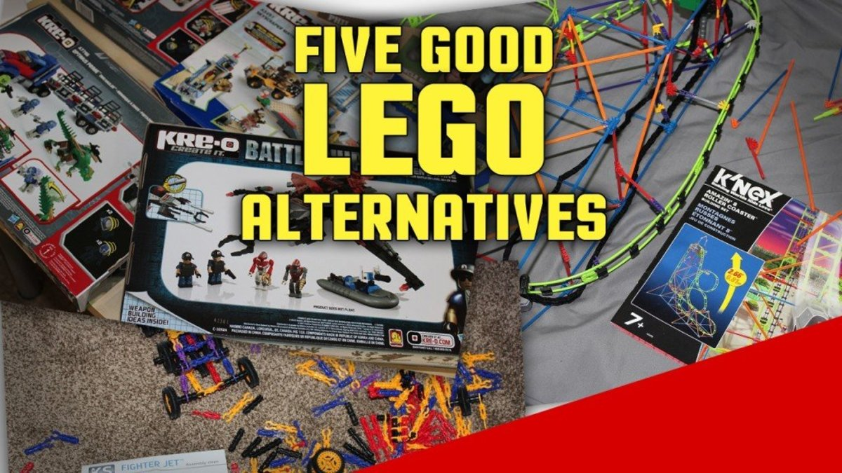 Want an alternative to the expensive Lego sets out there? Here are 5 cheap but good quality construction sets you should know about.