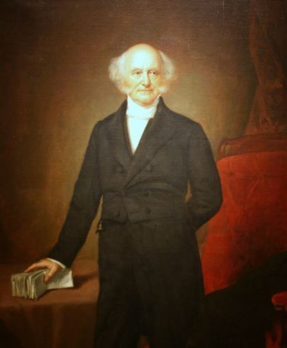 Martin Van Buren Biography: Eighth President of the United States