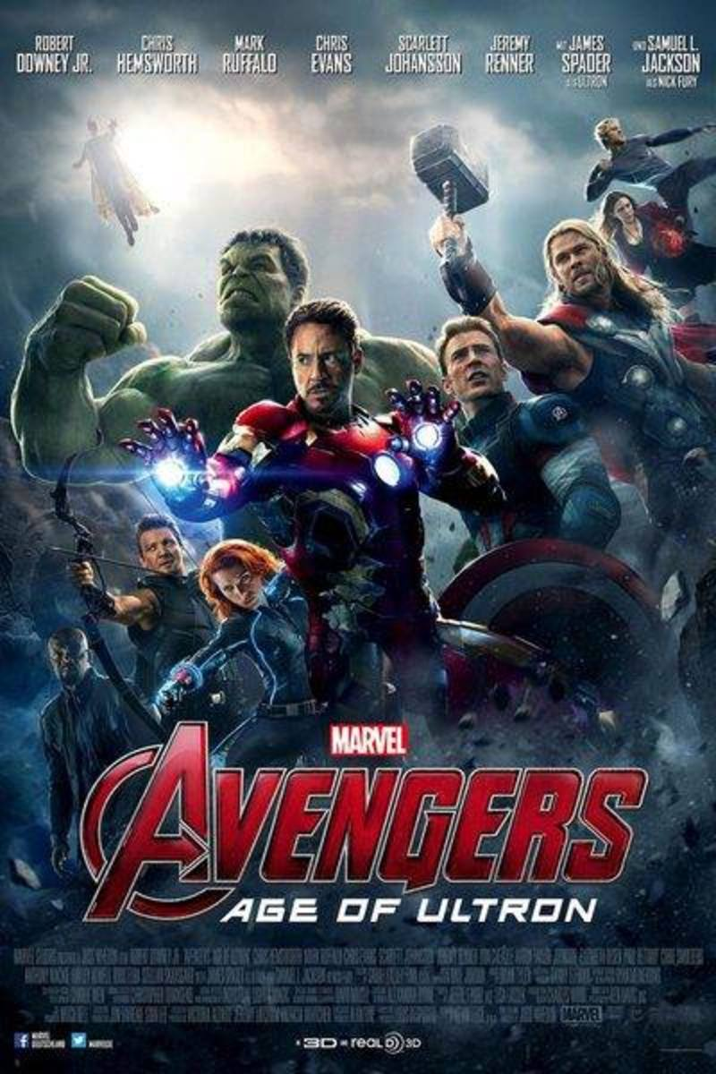 'Avengers: Age of Ultron' (2015) - Film Review