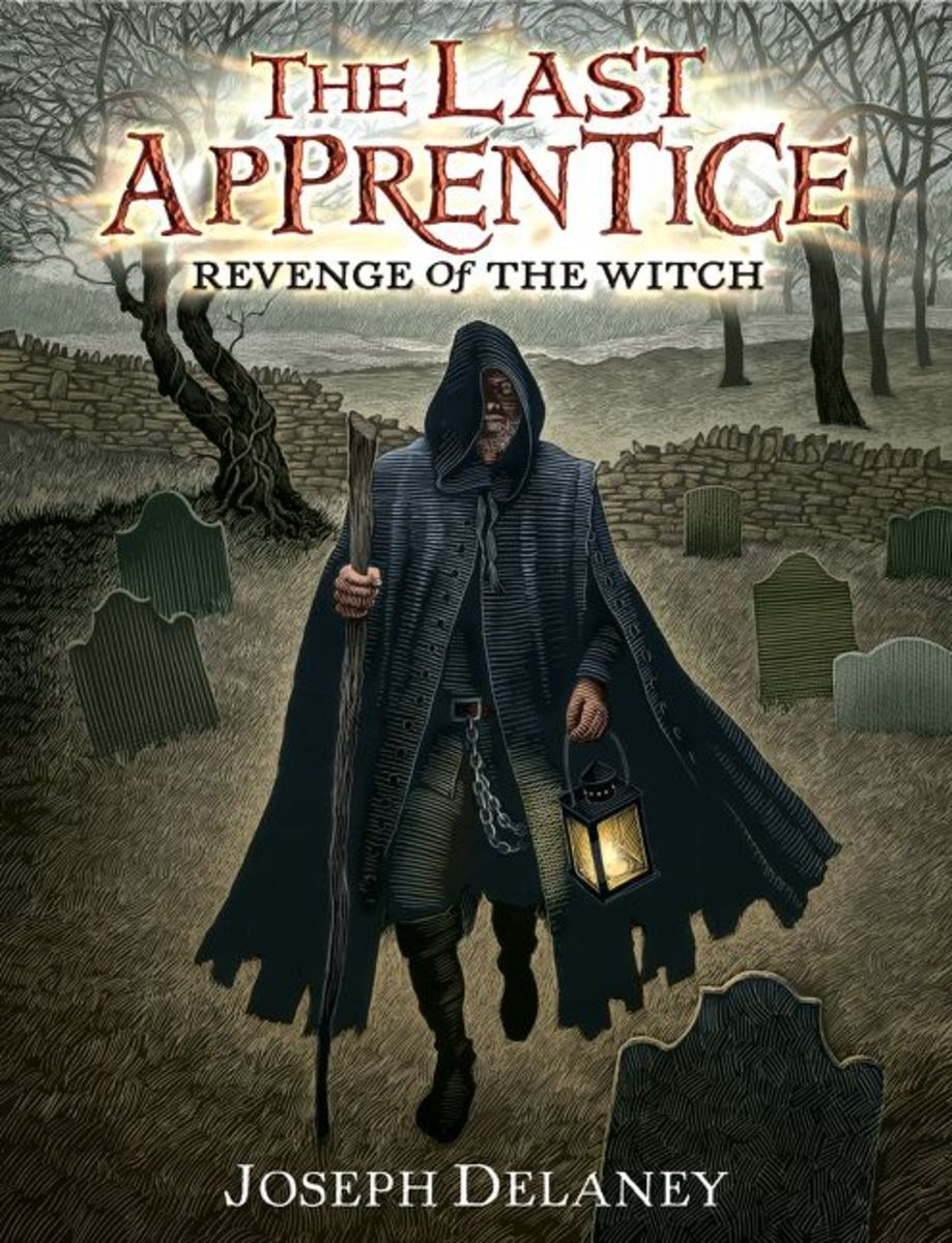 Book Review of The Last Apprentice: Revenge of the Witch by Joseph Delaney
