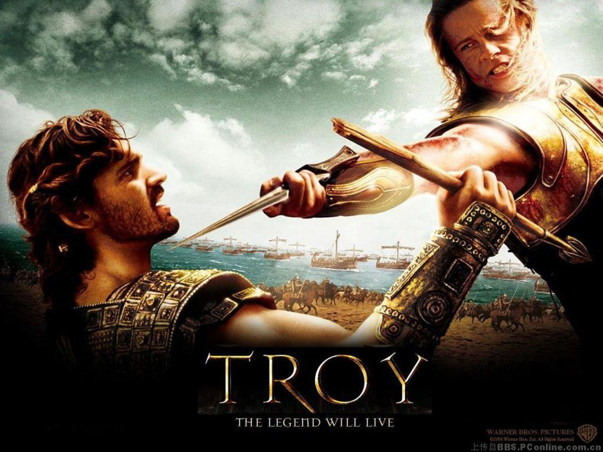 Top 5 Strongest Characters in Troy (The Movie)