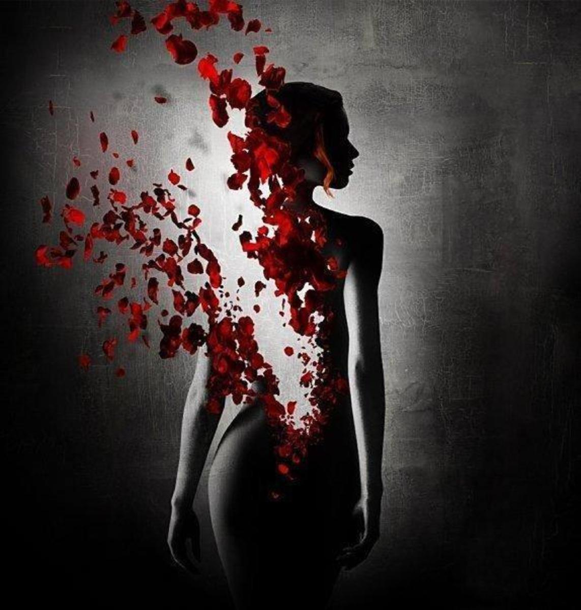 Transparent Girl - A Fictional Short Story