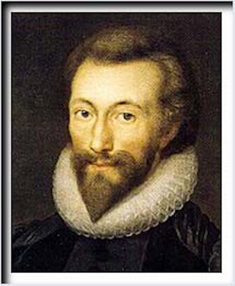 John Donne's Holy Sonnet I
