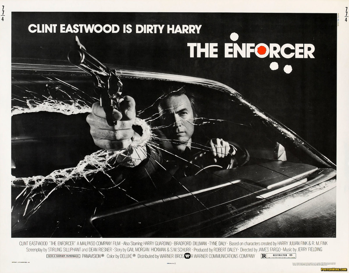 Should I Watch..? The Enforcer (1976)