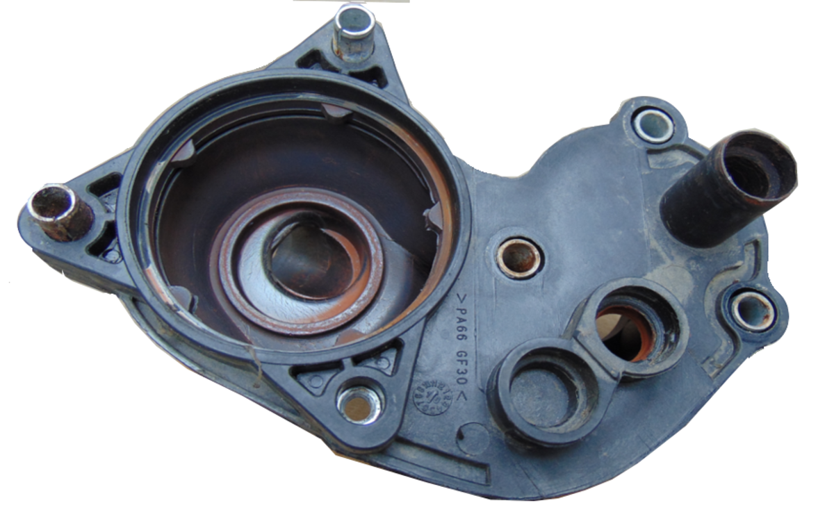 2007 Ford Mustang Thermostat Housing Replacement