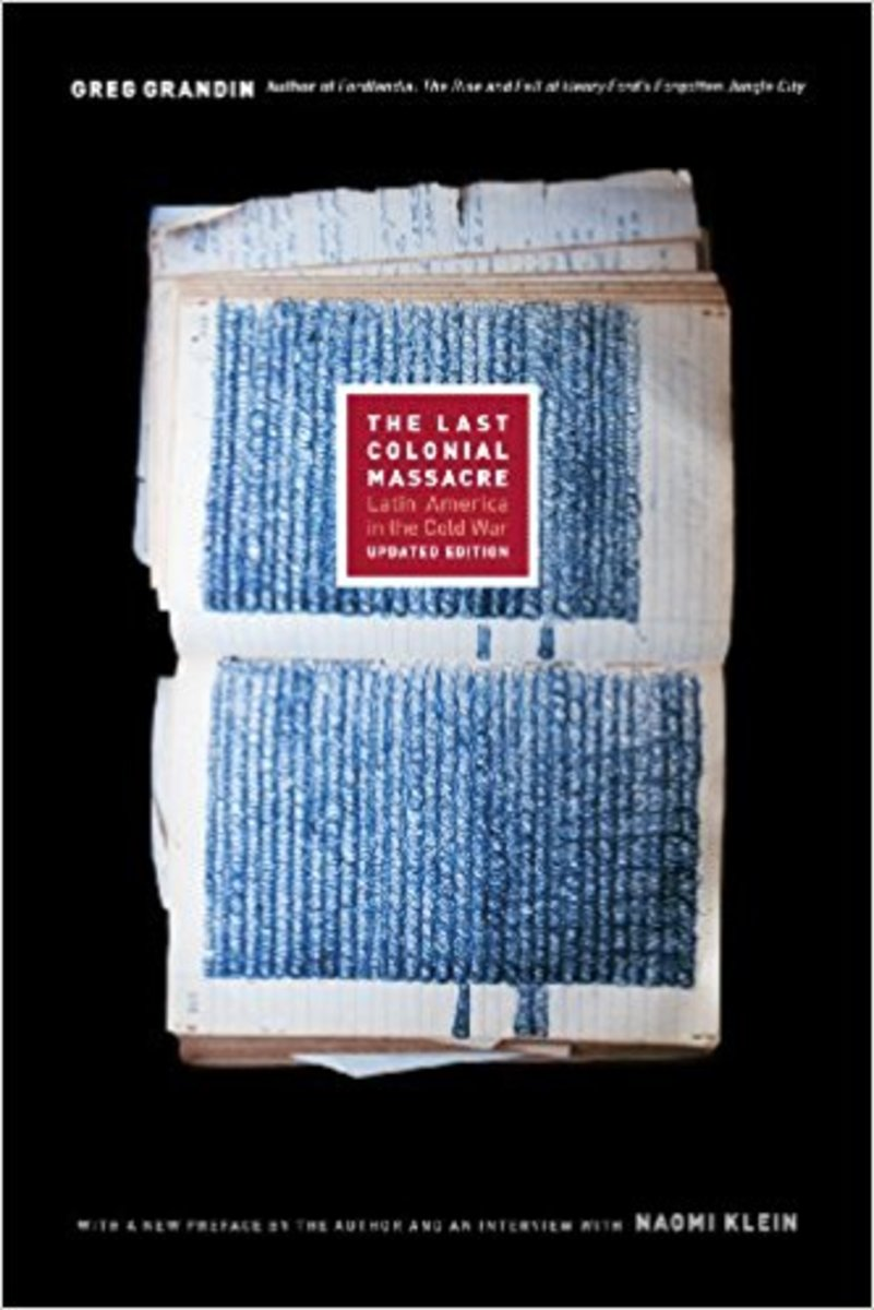 """The Last Colonial Massacre"" Book Cover"