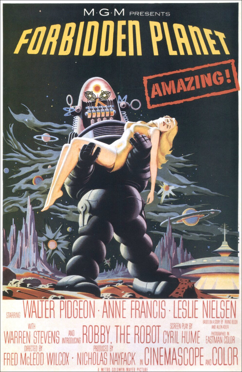 Should I Watch..? 'Forbidden Planet'