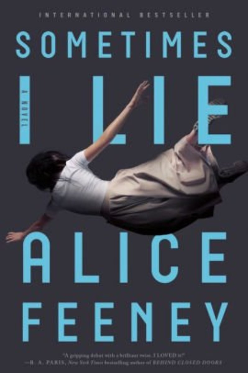 Book Review: Sometimes I Lie by Alice Feeney