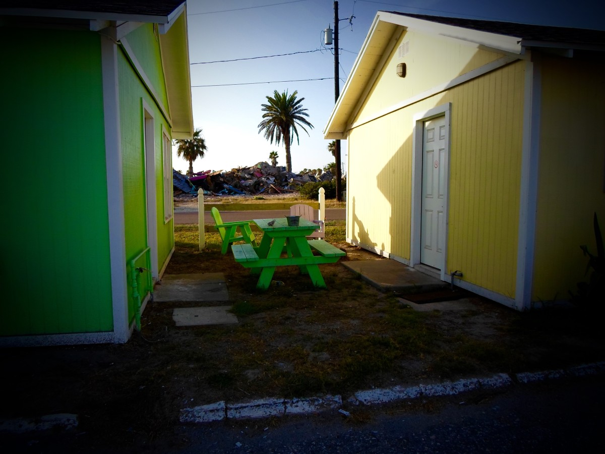 Port Aransas, Texas:  The Road to Recovery