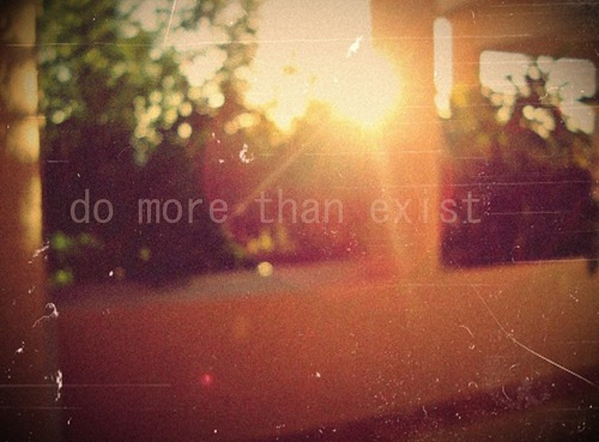do-more-than-exist
