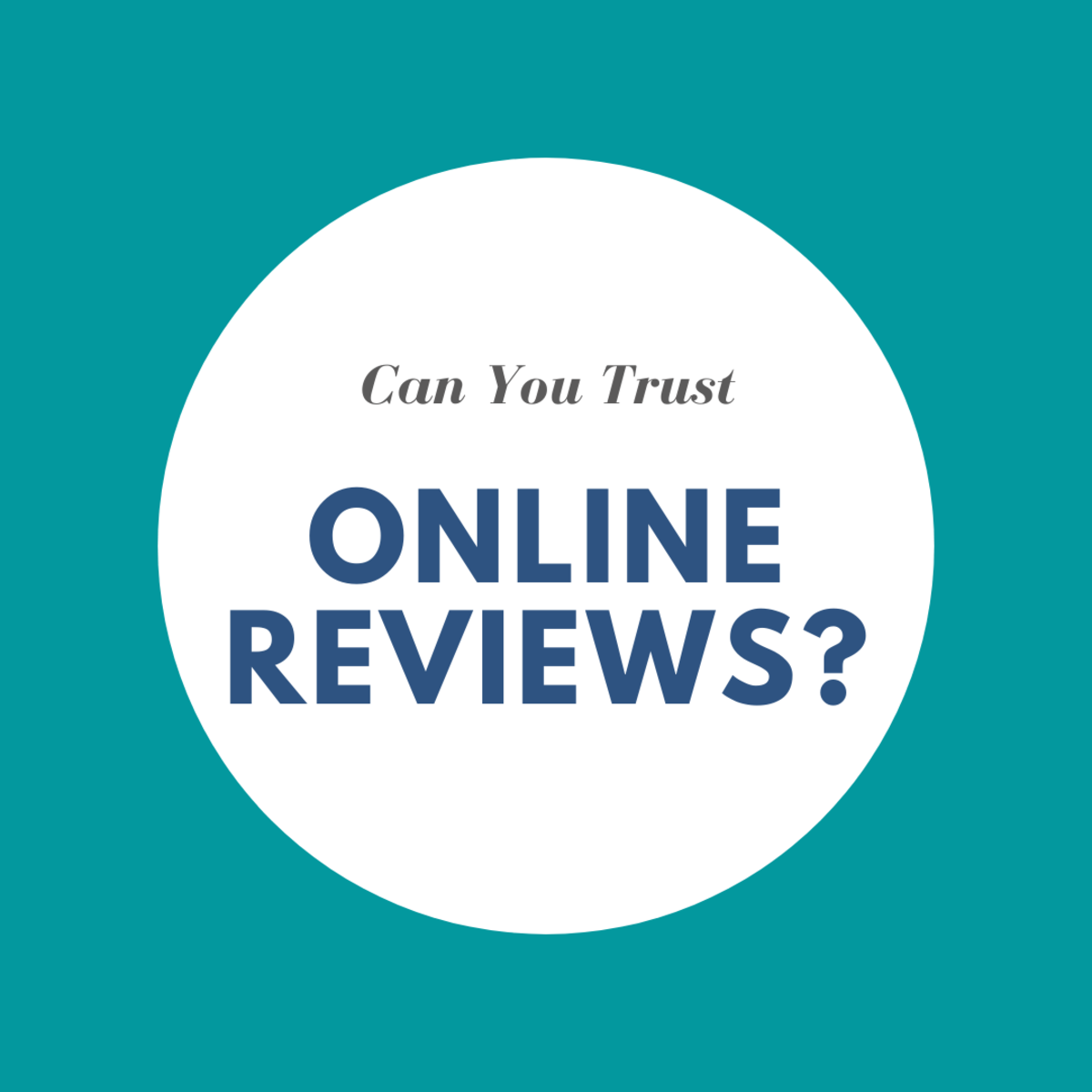 Find out if that Yelp review is worth trusting.