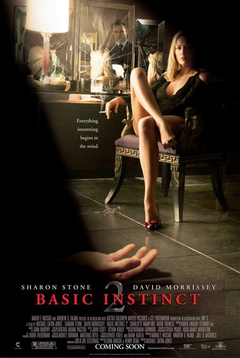 Should I Watch..? 'Basic Instinct 2'