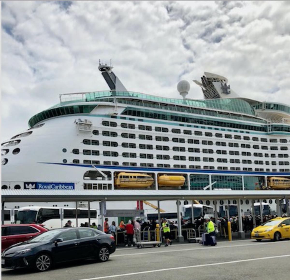My First Alaskan Glacier Cruise
