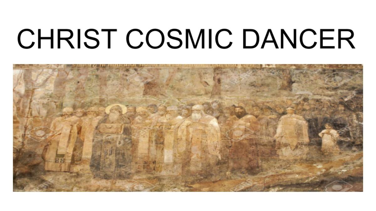 Christ Cosmic Dancer
