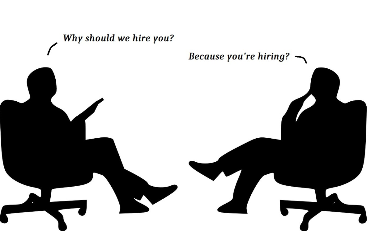 100 funny and witty answers to the question why should we hire you