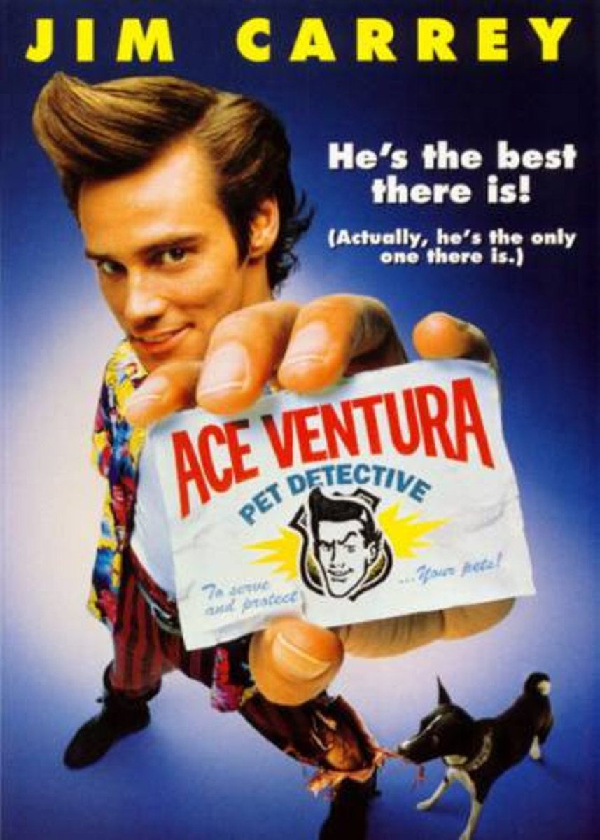 Should I Watch..? 'Ace Ventura: Pet Detective'