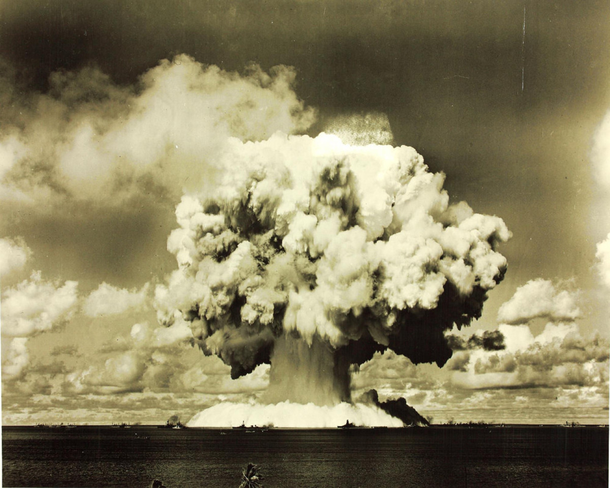 Are Atomic Bombs Ethical?
