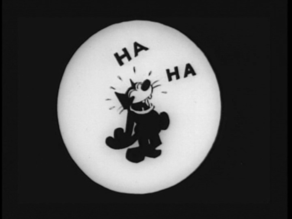 The Oldest Surviving Animated Films Part III (1915-1922)