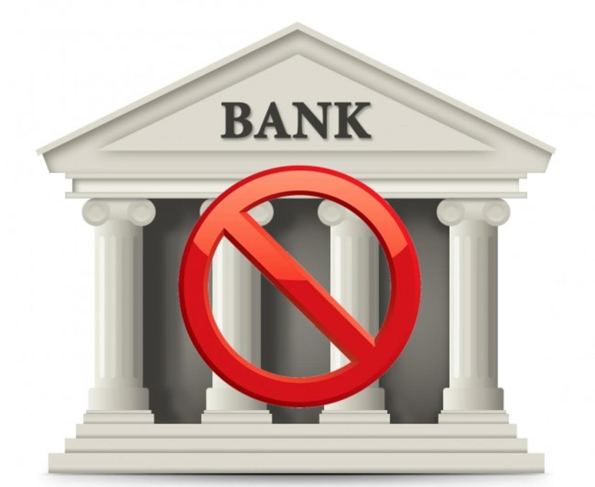 No bank? No problem!