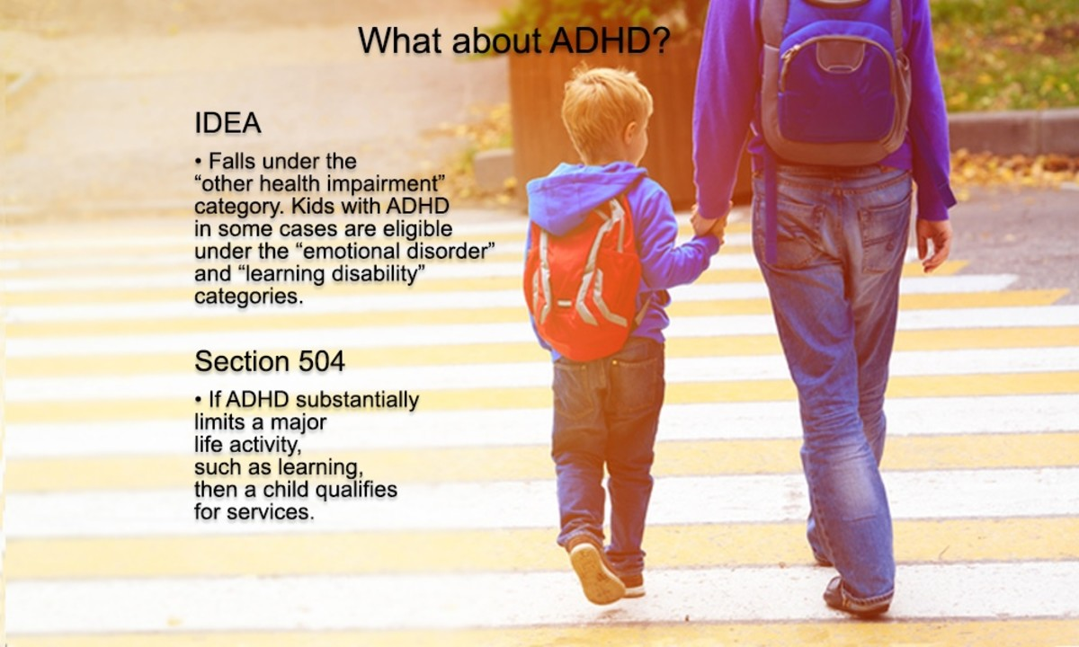 Addressing ADHD With Section 504