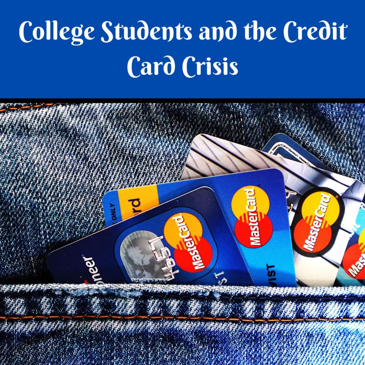 继续读下去,了解信用卡是如何使大学生陷入困境的。