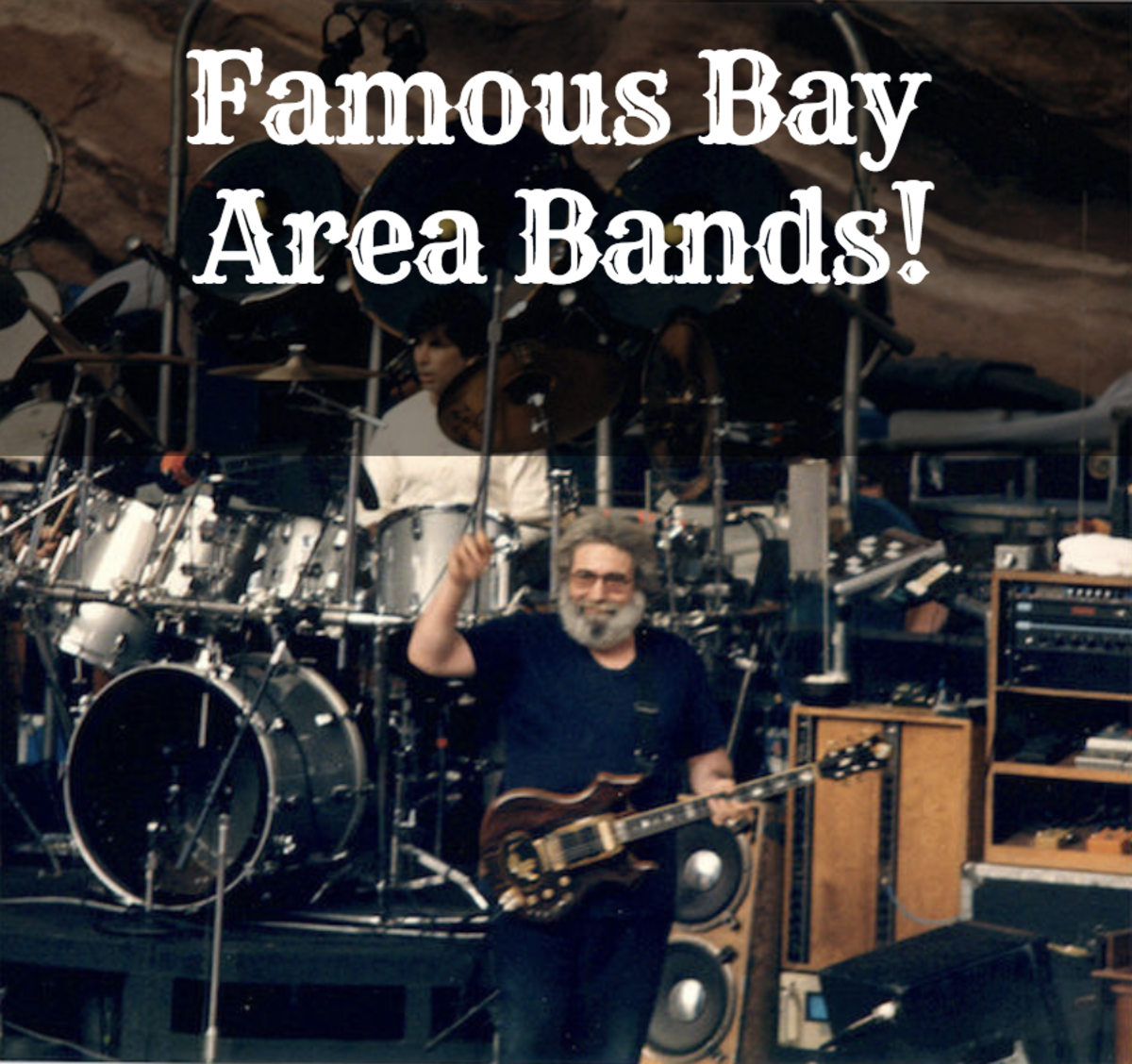 26 Popular, Famous, and Influential Bay Area Rock Bands