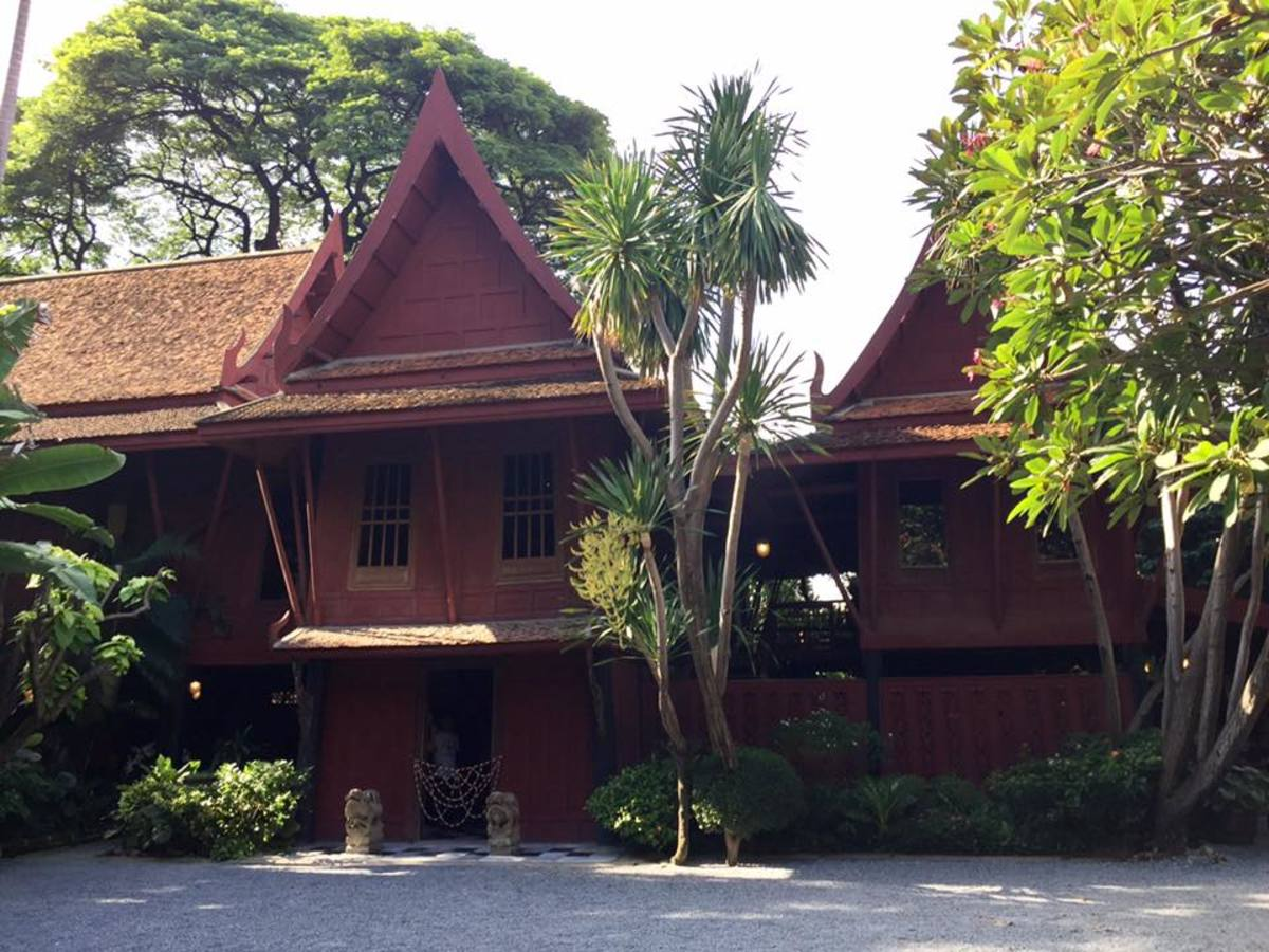 A Visit to the Jim Thompson House and Museum in Bangkok, Thailand