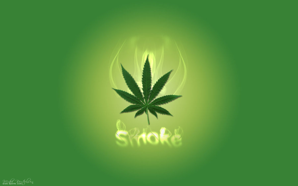 A Poem about Cannabis Addiction.