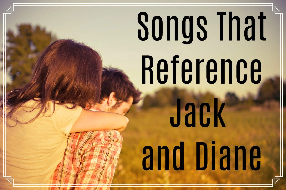 "The classic rock song ""Jack and Diane"" by John Cougar Mellencamp is a teen anthem about cherishing youth. It has since sparked a number of pop, rock, country, and parody songs that reference it.  Make a ""Jack and Diane"" playlist of your favorites."