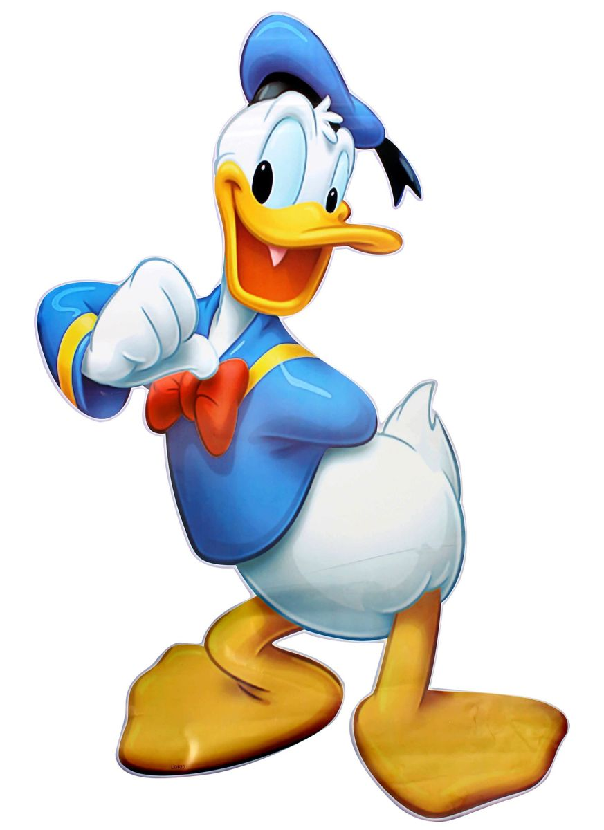 What People Don't Know About Donald Duck