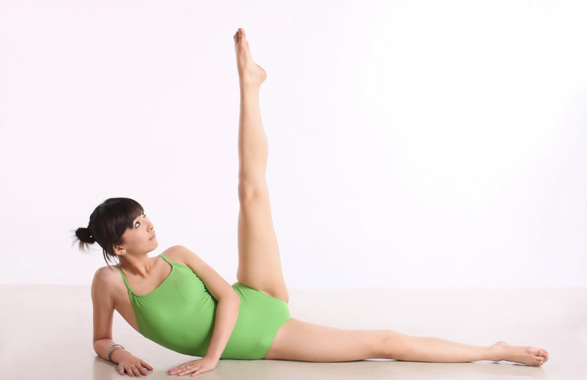 Use your new-found flexibility for other physical activities.