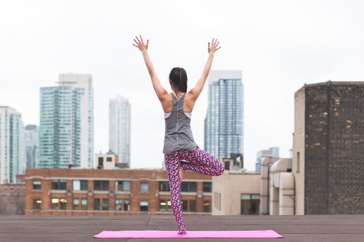 Yoga can be used alongside regular treatment to help improve many different conditions.