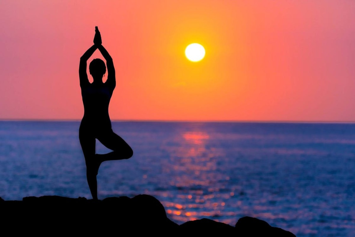 Yoga is a health habit to form.