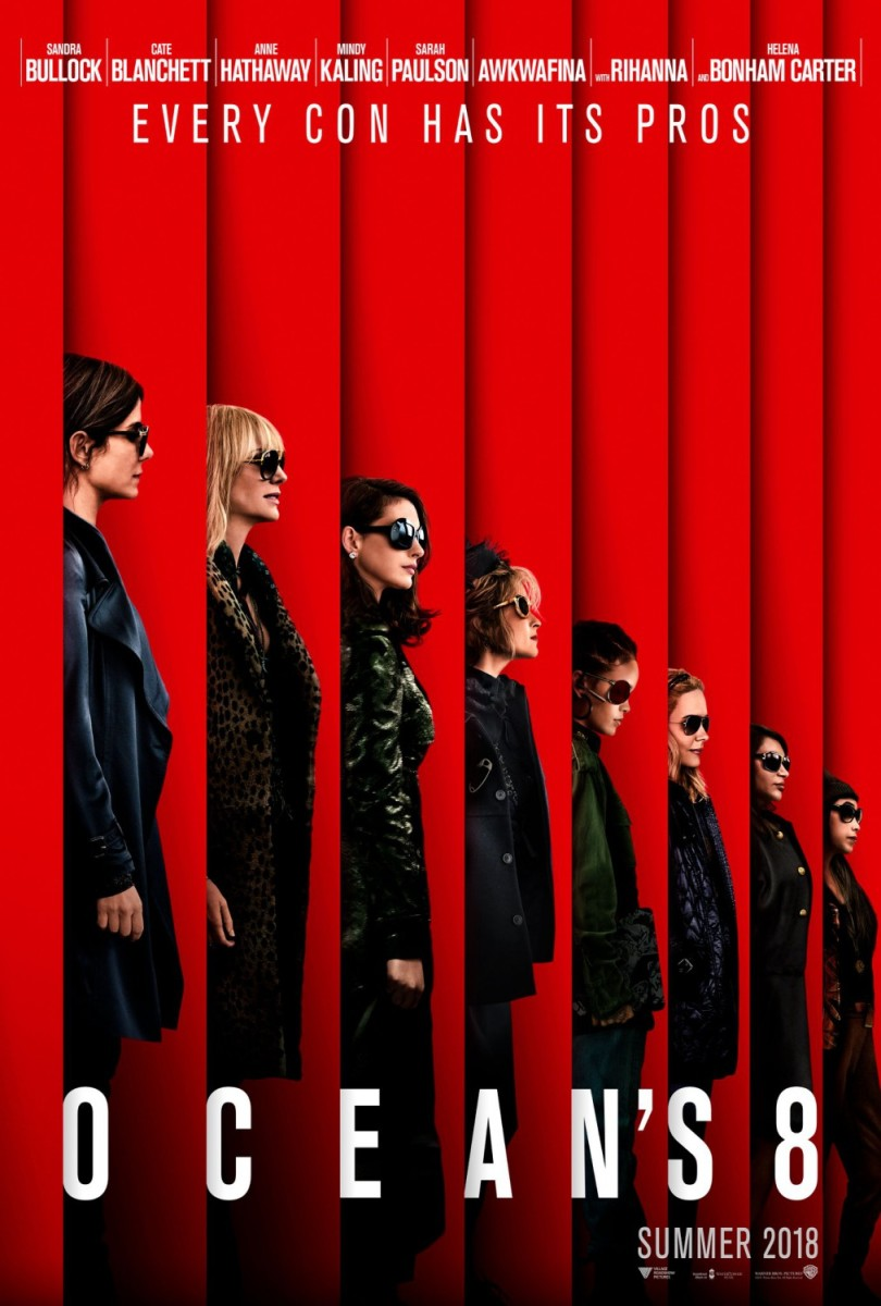 'Ocean's 8' Movie Review