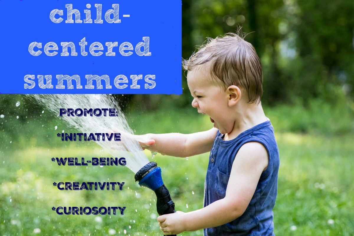 50 Child-Centered Activities to Do With Your Preschooler This Summer
