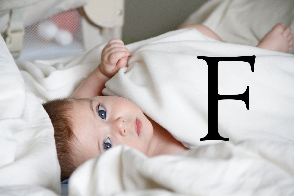 Baby Names Beginning With F