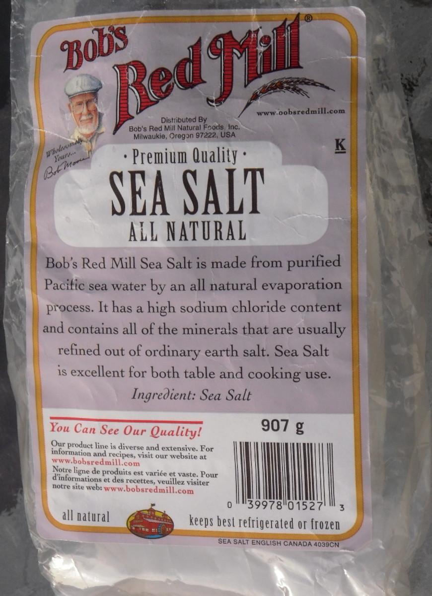 I use uniodized sea salt for neti rather than iodized table salt.