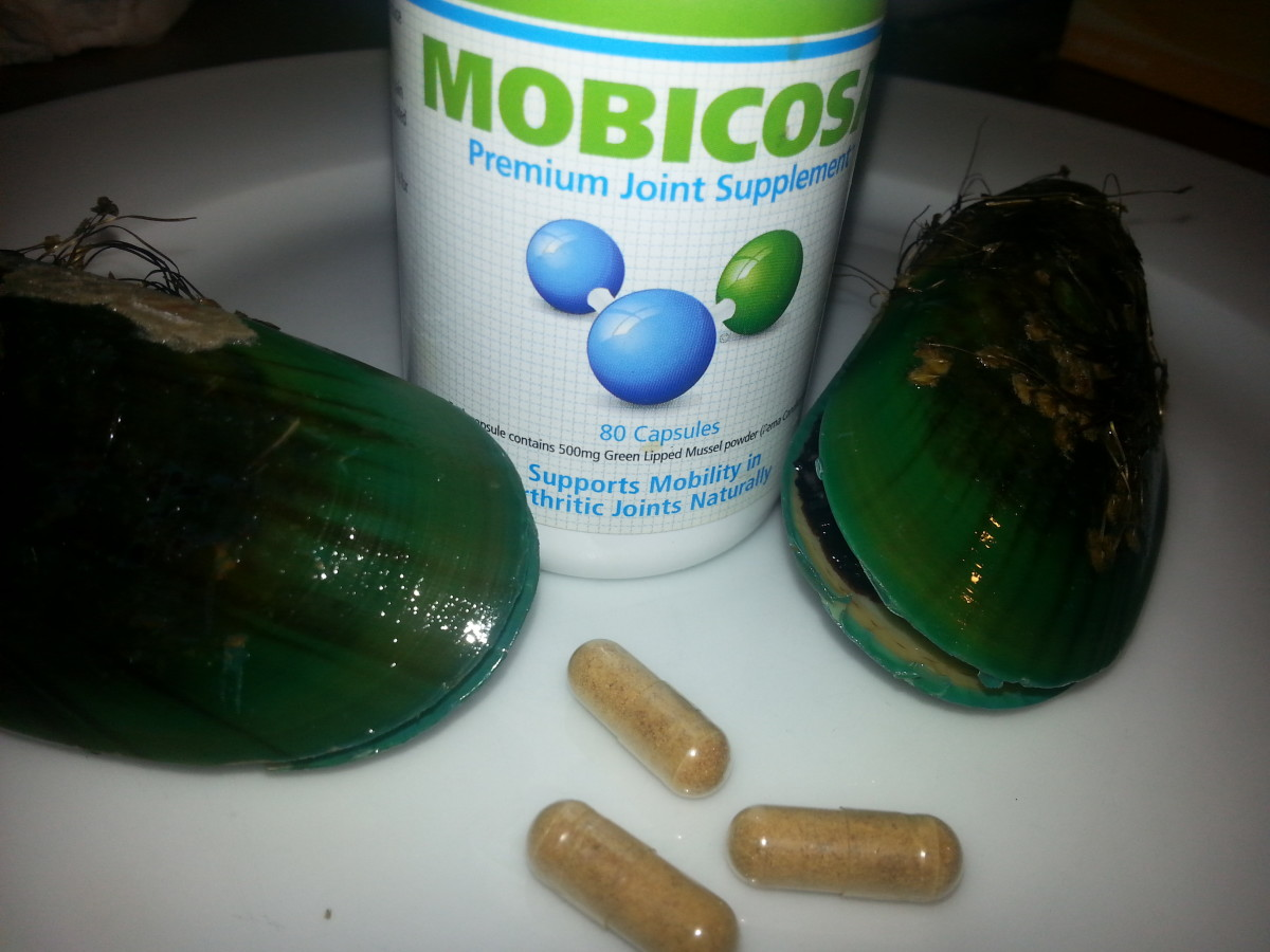 If you can't buy NZ's Green-Lipped Mussels locally to eat, buy a bottle of Mobicosa. Much easier to prepare!