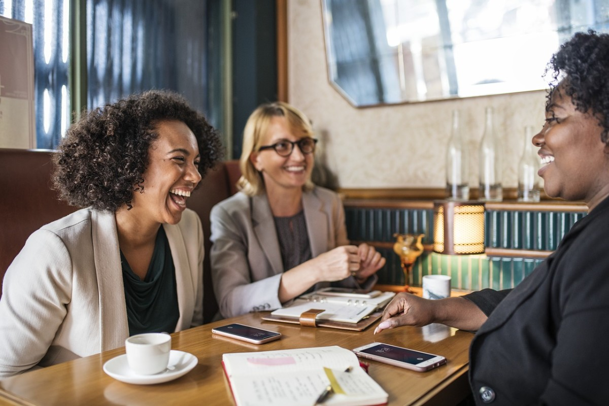 Business meetings can gain a lot from some lightheartedness and a few laughs.